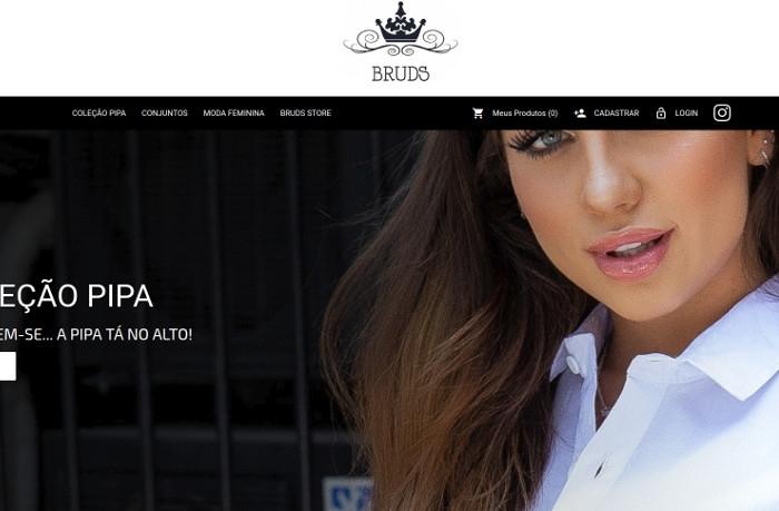 Sites focados em Bruds Store