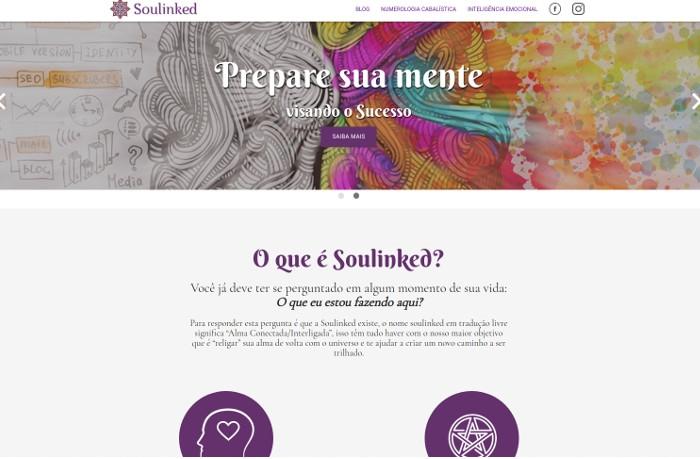 Sites focados em Soulinked