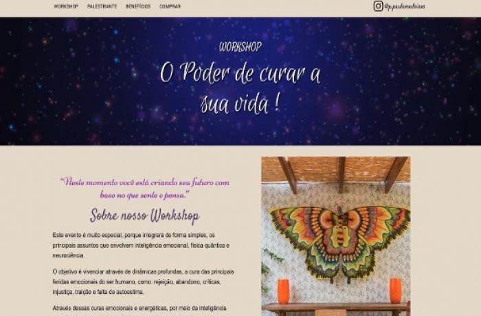 Sites focados em Paula Medeiros